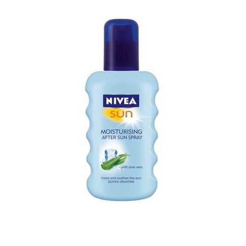 Nivea Moisturising After Sun Spray 200 ml