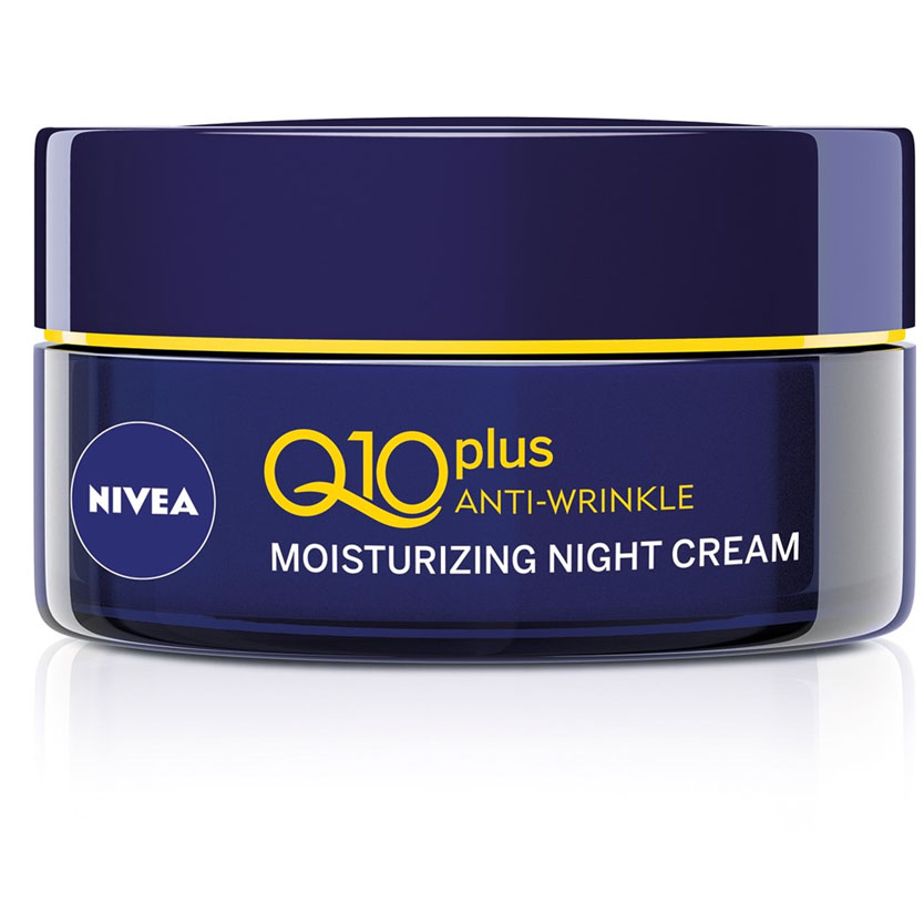 Nivea Q10 Plus Anti Wrinkle Moisturizer Night 50 ml
