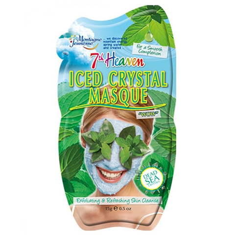 7th Heaven Ansiktsmask Iced Crystal 15g