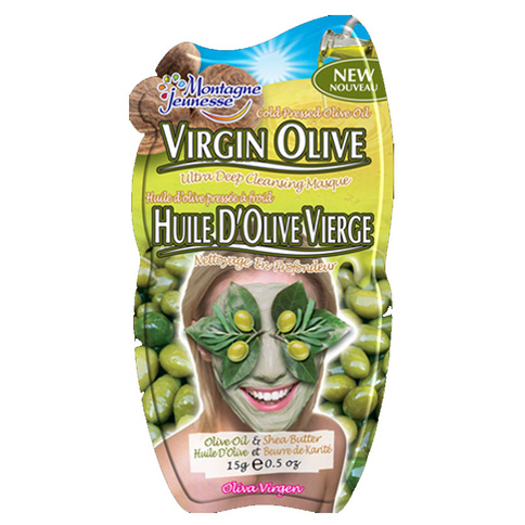7th Heaven Ansiktsmask Virgin Olive 15g