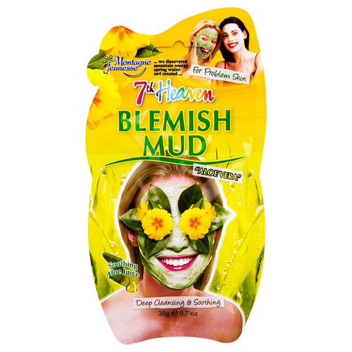7th Heaven Ansiktsmask Blemish Mud 20g