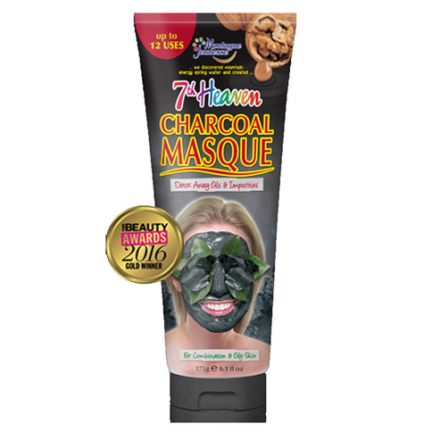 7th Heaven Charcoal Ansiktsmask Tube 175 ml