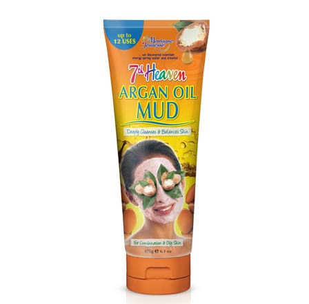 7th Heaven Argan Oil MUD 175g