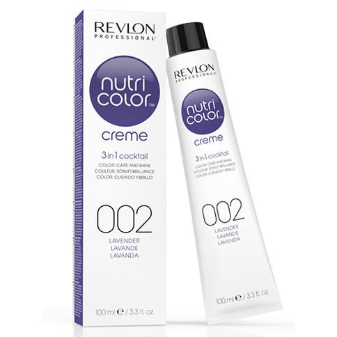 Revlon NUTRI COLOR CREME 002 LAVENDER 100 ml