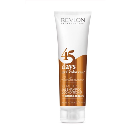 Revlon 45 DAYS INTENS COPPERS 275 ml