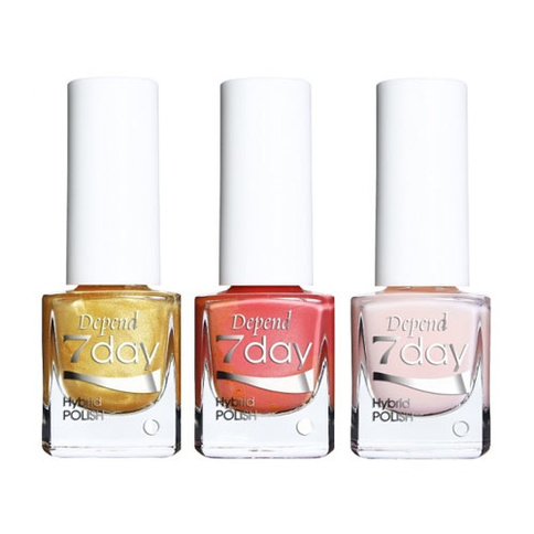 Depend 7Day Hybrid Polish Step 3 5 ml
