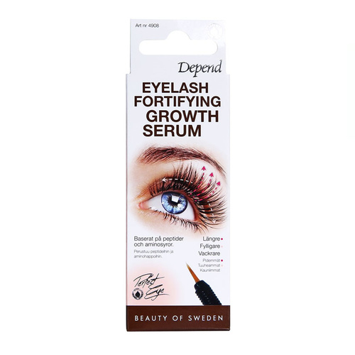 Depend PERFECT EYE Eyelash Fortifying Growth Serum