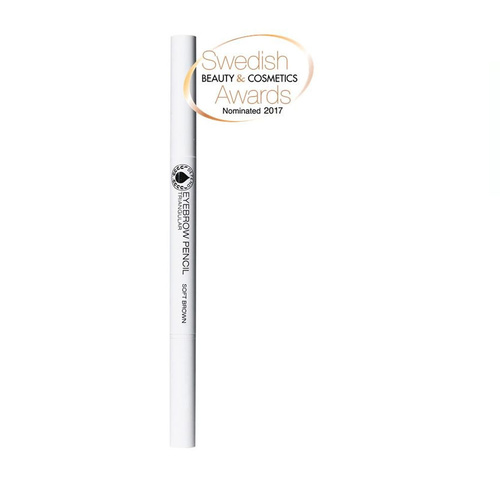 Depend PERFECT EYE Eyebrow Pencil Triagular Soft Brown