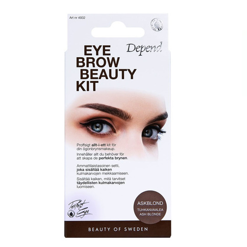Depend PERFECT EYE Eyebrow Beauty Kit Askblond