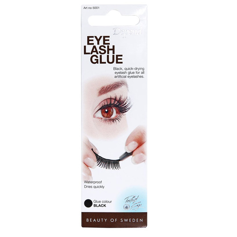 Depend PERFECT EYE Eyelash Glue Black