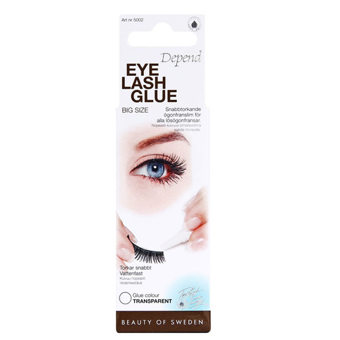 Depend PERFECT EYE Eyelash Glue Natural Big Size