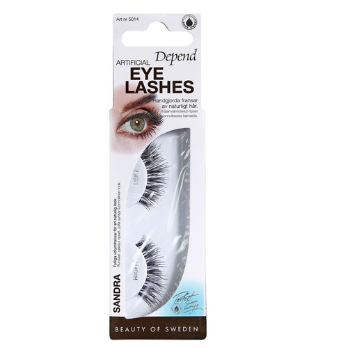 Depend Perfect Eye Artificial Eyelashes Sandra