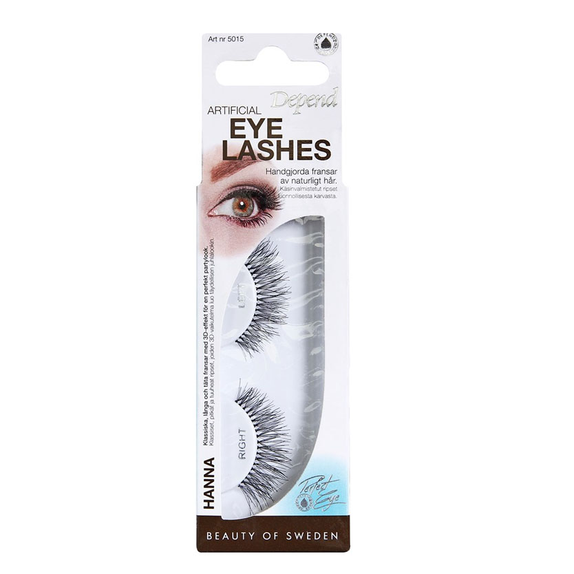 Depend Perfect Eye Artificial Eyelashes Hanna