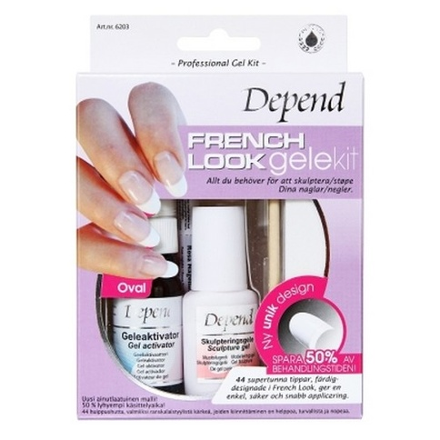 Depend French look Byggset Gelekit Oval