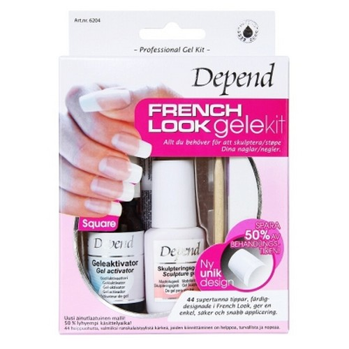 Depend French Look Gel Kit Square