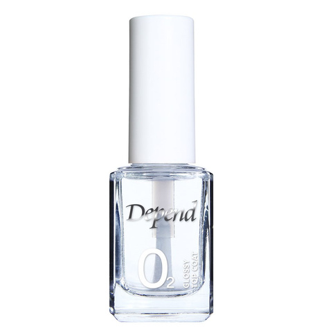 Depend O2 VÅRD Glossy Top Coat 11 ml