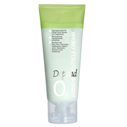 Depend O2 Hand&Cuticle Creme 75 ml