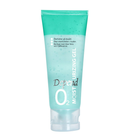 Depend O2 Deep Moisturizing Gel 75 ml