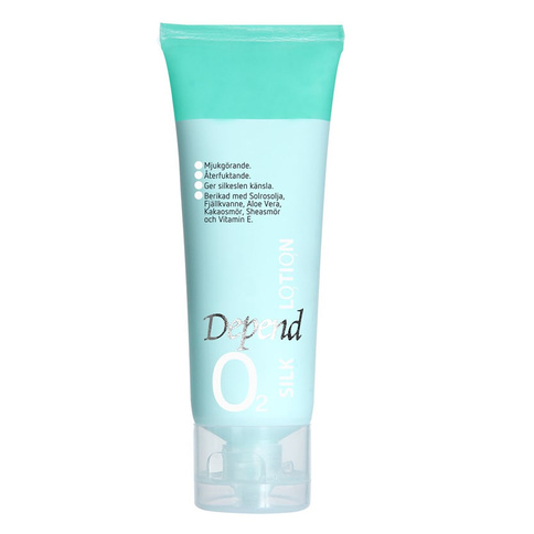 Depend O2 Silk Lotion 75 ml