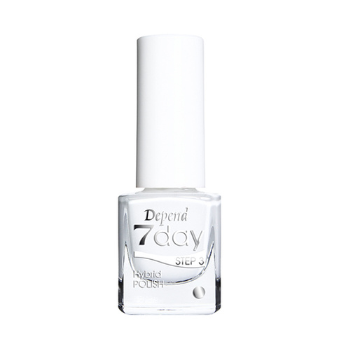 Depend 7day Hybrid Polish Step 3 5 ml 7005 Pure White
