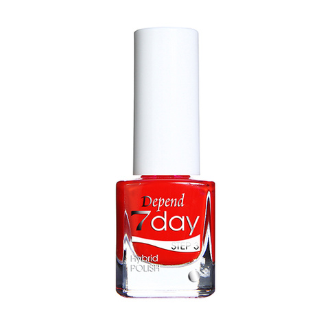 Depend 7day Hybrid Polish Step 3 5 ml 7078 Lady Bug Love
