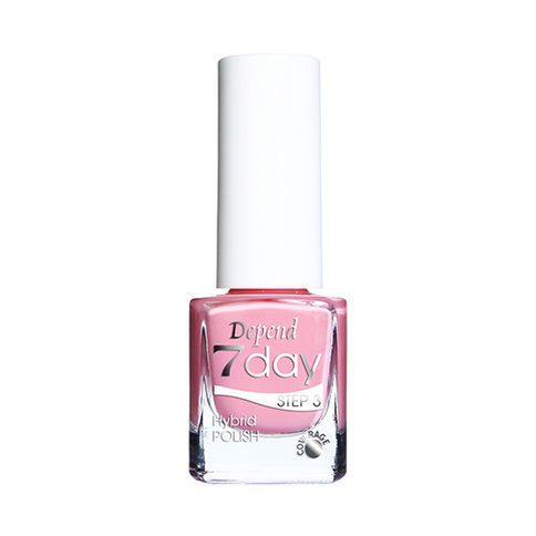 Depend 7day Hybrid Polish Step 3 5 ml 7095 Light of Dawn