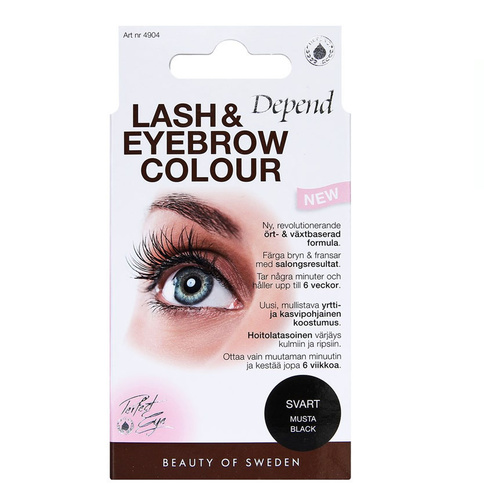 Depend PERFECT EYE Lash and Eyebrow Colour