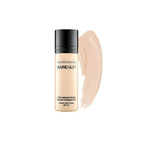 bareMinerals BARESKIN Pure Brightening Serum Foundation SPF 20 30 ml 02 Bare She