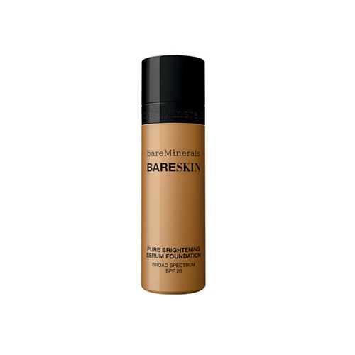 bareMinerals BARESKIN Pure Brightening Serum Foundation SPF 20 30 ml 17 Bare Map