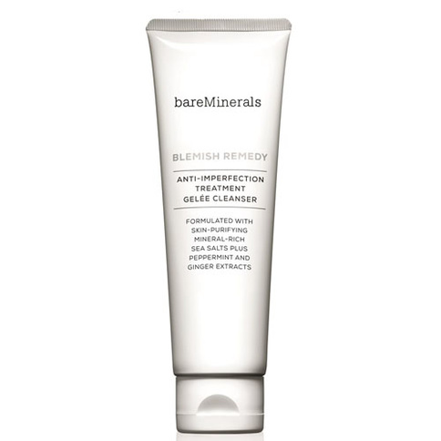 bareMinerals Skinsorials Blemish Remedy Anti-Imperfection Treatment Gelée Cleanser 120g