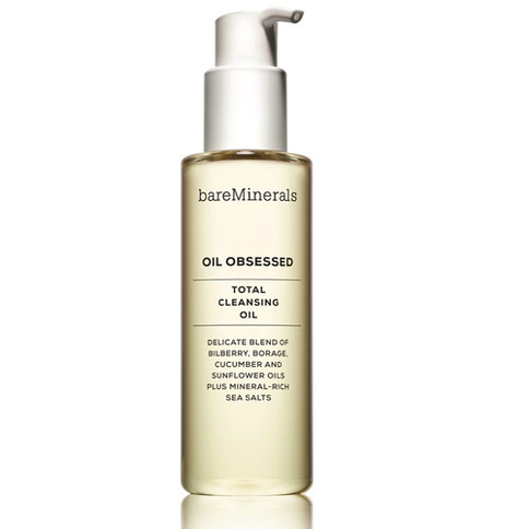 bareMinerals Skinsorials Oil Obsessed Total Cleansing Oil 180 ml