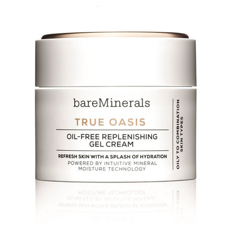 bareMinerals Skinsorials True Oasis Oil-Free Replenishing Gel Cream 50g