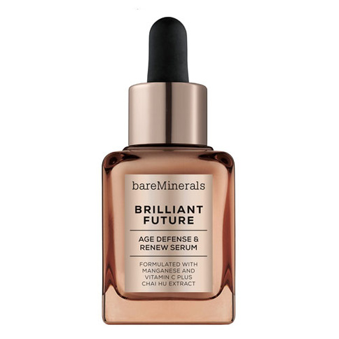 bareMinerals Brilliant Future™ Age Defense and Renew  Serum 30 ml