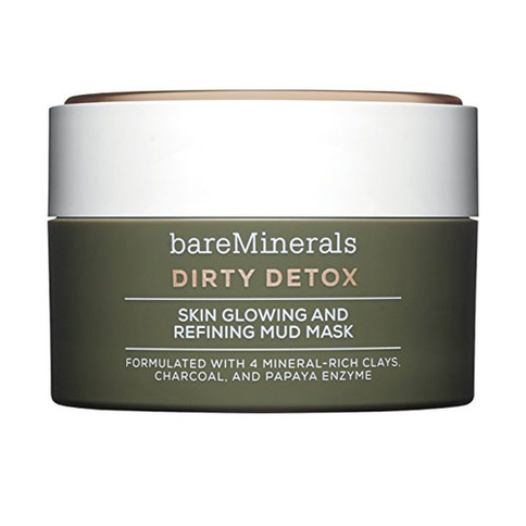 bareMinerals Skinsorials Dirty Detox Skin Glowing and Refining Mud Mask 58g