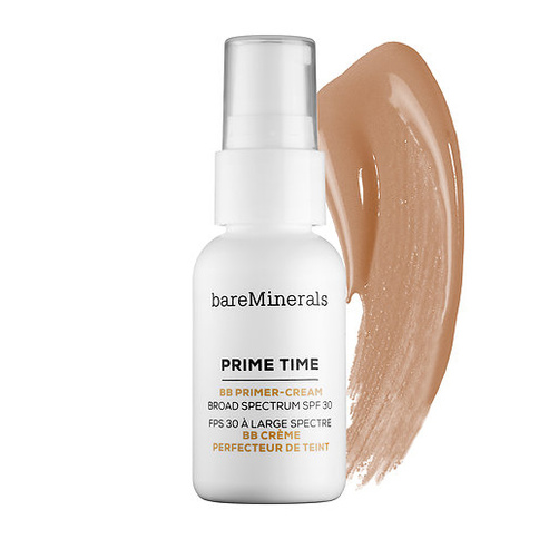 bareMinerals Prime Time BB Primer Cream SPF 30 30 ml Tan