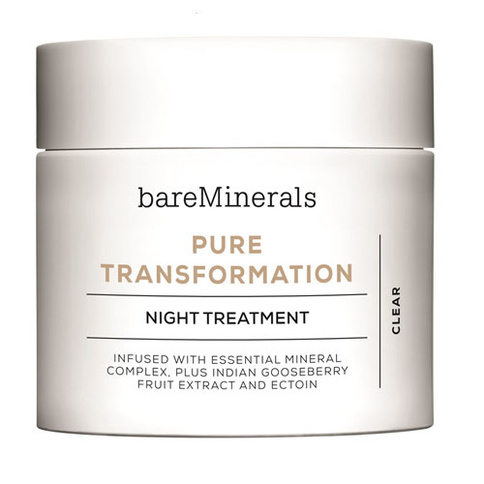 bareMinerals Skinsorials Pure Transformation Night Treatment 4.2g
