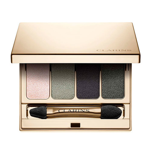 Clarins 4-Colour Eye Shadow Palette 6.9g 06 Forest