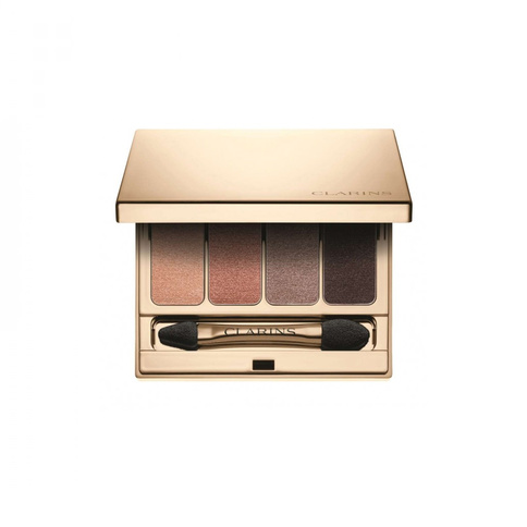 Clarins 4-Colour Eye Shadow Palette 6.9g