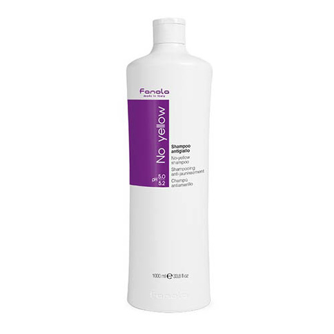 FANOLA ANTI YELLOW SHAMPOO 1000 ml