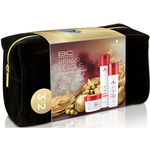 Schwarzkopf Professional BC Bonacure Peptide Repair Rescue Giftset