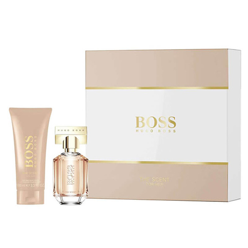 Boss The Scent For Her 30 ml Giftset