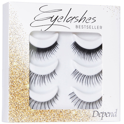 Depend Eyelashes Bestseller