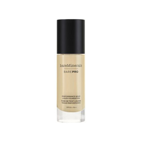 bareMinerals BarePRO Performance Wear Liquid Foundation SPF 20 30 ml 06 Cashmere