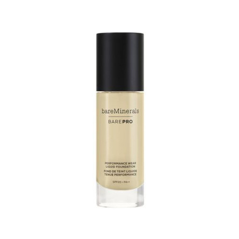 bareMinerals BarePRO Performance Wear Liquid Foundation SPF 20 30 ml 07 Warm Lig