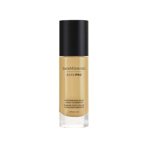 bareMinerals BarePRO Performance Wear Liquid Foundation SPF 20 30 ml 17 Camel