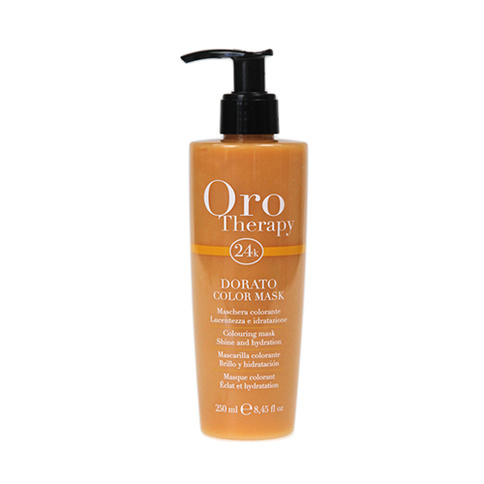 Fanola Oro Therapy Gold Color Mask 250 ml