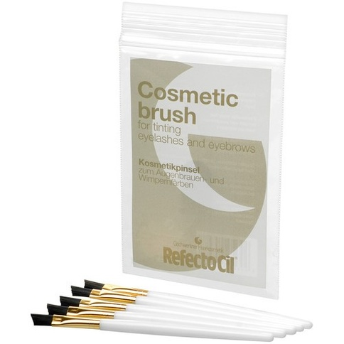 RefectoCil Cosmetic brush for tinting Eyelashes & Eyebrows, Hard