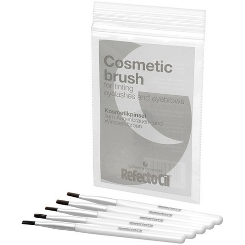RefectoCil Cosmetic brush for tinting Eyelashes & Eyebrows, Soft
