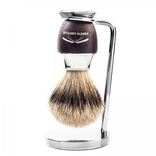 Benjamin Barber Marquise 2-Piece Shaving Set