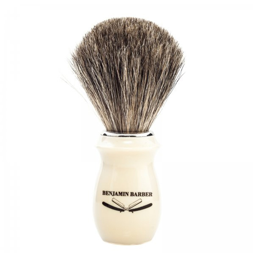 Benjamin Barber Duke Shaving brush Ivory 11.4 cm